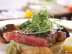 近江牛の美味しい一口ステーキ