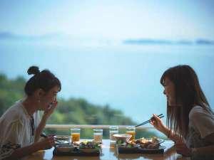 【朝食】瀬戸内海の絶景も美味しいお料理に添えて・・・