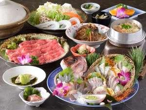 【平成30年・春】鯛と県産牛のえひめ会席