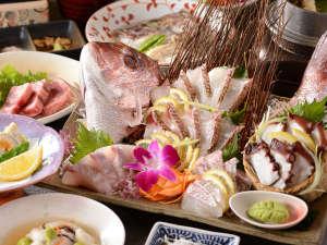 【2019年度・冬】冬の会席料理えひめ鯛