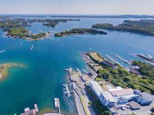 伊勢志摩国立公園 賢島の宿 みち潮の画像