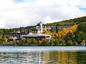 温泉&70種類バイキング 白樺湖 白樺リゾート 池の平ホテルの画像