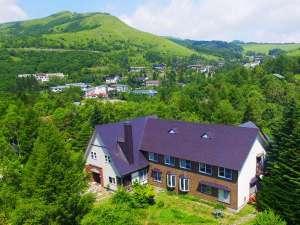車山高原 小さなホテル シェルブール