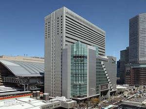 ホテル外観|ホテルグランヴィア大阪は、JR大阪駅直結です。