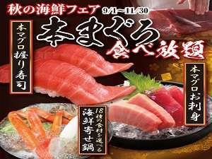 秋 海鮮フェス