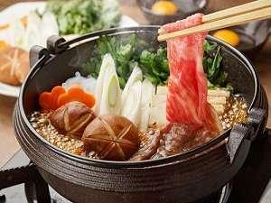 ■12/1~冬のカニ食べ放題と厚切りステーキ&すき焼きフェア