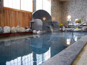 【大浴場】龍泉洞の名水の贅沢なお風呂です。