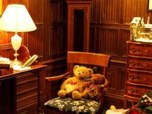 【館内】ヨーロピアン館のロビーは、人気の撮影スポットでもあります♪