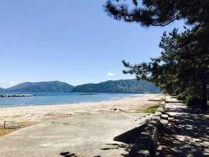 夏は由良海水浴場まで徒歩2分♪家族やグループで夏の思い出に!
