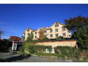 露天風呂の宿  開運の湯ロイヤルホテル河口湖の画像
