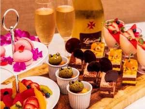 特別デザートやシャンパンのご用意もございます。
