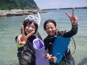 竹野の格安ホテル 夏は海・綺麗な日本海ダイビングもできる隠れ宿 カシマカンコー