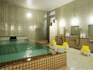 男女別のお風呂は24時間ご利用可能です!