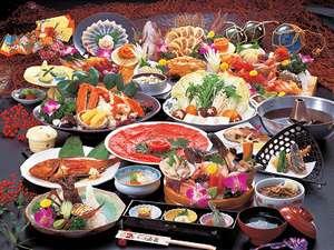 三栄コース料理一例