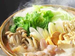 【あんこう鍋イメージ】あん肝が溶け込んだ味噌仕立てのあんこう鍋※4名様盛り