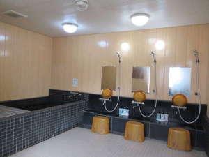 男性専用の大浴場を完備【17:00~22:00】