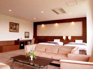 青山ホテル内にある特別洋室