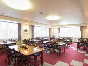 お食事処 夕食&朝食会場 他にもご希望により宴会場も用意いたします♪