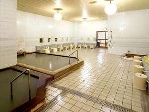 *【大浴場(東の湯)】浴場は毎日男・女入替制となっており、違った雰囲気を楽しめるます。