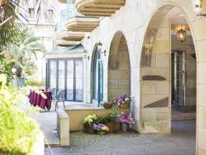 外観/居留地を彷彿とさせるヨーロピアンテイストのプチホテル全22室