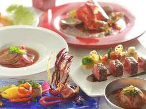ディナー/器へのこだわりも含めた目でも愉しむSETRE流長崎の味をフルコースで