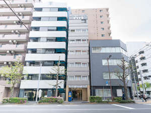 OYO旅館 SAKURA GARDEN 東神田