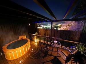 貸切展望露天風呂 風遊び outdoor heavenly bath