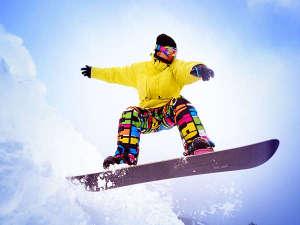 ~東北エリア随一の極上ゲレンデ~ 白銀の世界で思いっきり!スキー&スノーボードをエンジョイしよう!