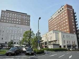 JR草津駅から 30 秒! ホテル ボストンプラザ草津
