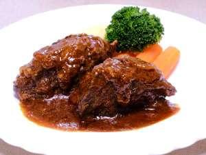 夕食例:ビーフシチュー