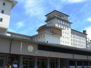 北陸最大級22種の湯あそびの宿 加賀観光ホテルの画像