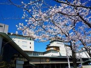 北陸最大級22種の湯あそびの宿 加賀観光ホテル