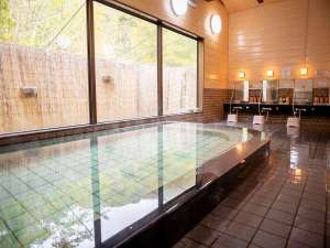 玉乃湯の大浴場