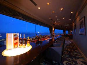 ■バーラウンジ■宗谷湾の夜景と共に『カラフル&スイート』な創作カクテルに酔いしれるひと時を