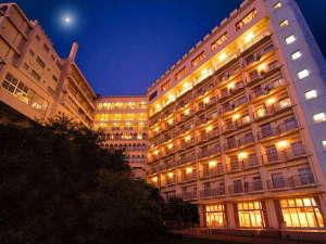 世界新三大夜景の煌めきを一望できる宿 矢太樓本館・南館の画像