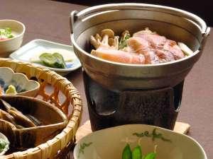 【夕食一例】ホロホロ鳥鍋