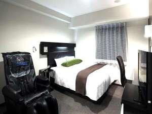 ◇*プレミアム*(スタンダード)ブラウンを基調にしたシックなお部屋☆150㎝幅ベッド。