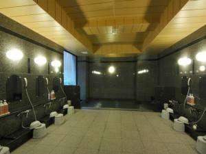 【男女別大浴場】ご利用時間 15:00~26:00  5:00~10:00●女性浴場は安心セキュリティ