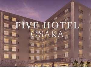 FIVE HOTEL OSAKA [ 大阪市 生野区 ]