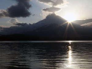 山中湖 写真と釣りの宿 レーク荘