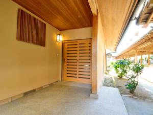 【離れ客室】数寄屋造りの離れ全6室/一棟ごとのプライベート空間...優雅な滞在をお約束いたします