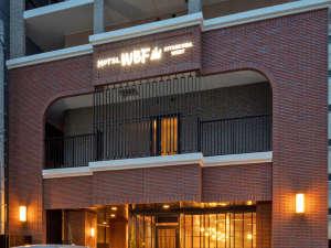 ホテルWBF北船場WEST [ 大阪市 中央区 ]