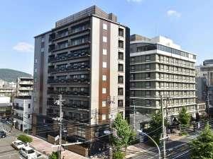 ホテルサンルート京都木屋町(2018年8月1日オープン)