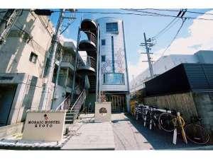 MOSAIC HOSTEL KYOTO [ 京都市 南区 ]