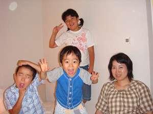 楽しかったね☆今しか出来ない家族の思い出作りに!ぜひご家族で♪ファミリー用のお部屋あります!