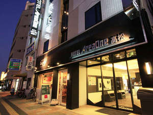 ホテルエリアワン高松:写真