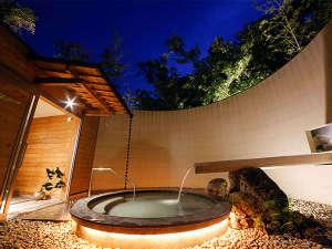 貸切風呂「月の宮」