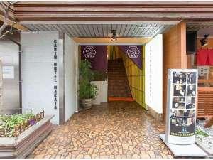 キャビンホテル博多