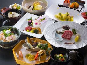 【如月】スタンダード料理一例