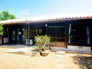 沖縄の古民家 ミーヤー<今帰仁村>